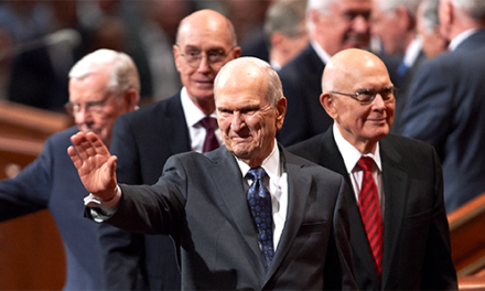 April 2019 general conference: What was talked about? Here's a list of 12 frequent topics
