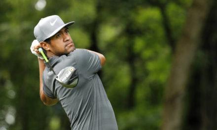 Golfer Tony Finau gives perspective on faith, family and 2018 breakout season