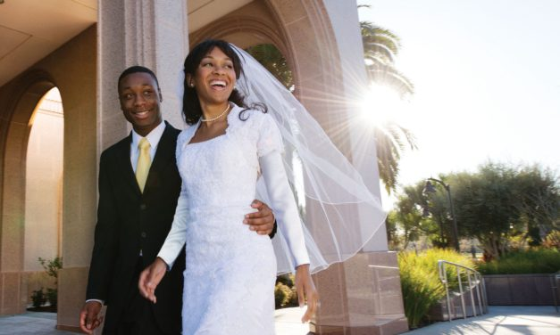 Latter-day Saint leaders eliminate yearlong wait period for temple sealing following civil marriage