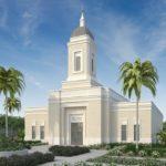 Ground Broken for Three International Temples