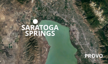 Saratoga Springs Utah Temple Plans Provided