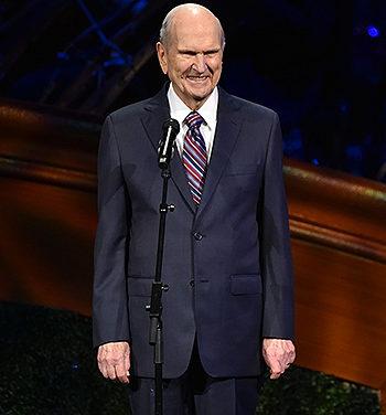 """95th Birthday Celebration Honors President Nelson as a """"Heart Healer,"""" """"Prophet for the World"""""""