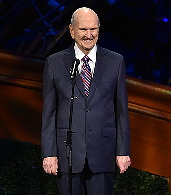 "95th Birthday Celebration Honors President Nelson as a ""Heart Healer,"" ""Prophet for the World"""