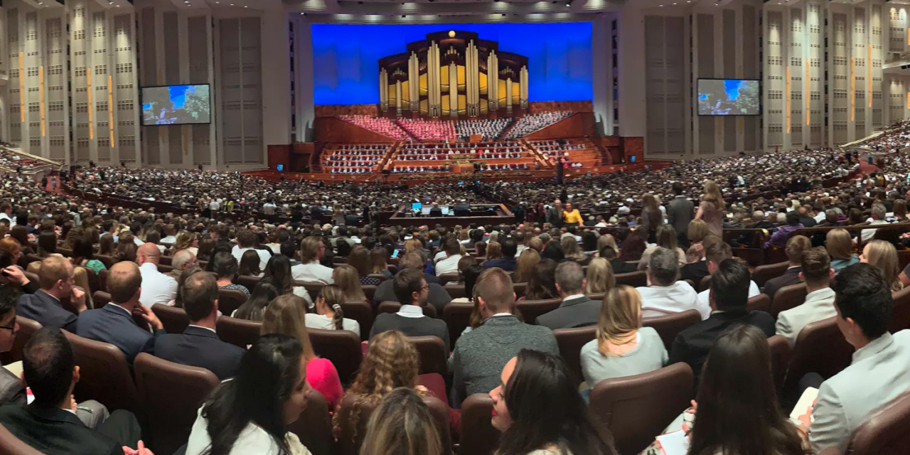 President Nelson announces edited temple recommend questions, says next April will be 'different from any previous conference'