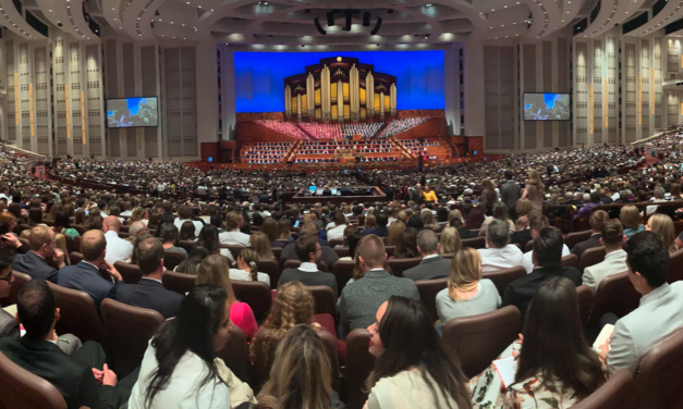 First Presidency Announces a Session Change to April 2020 General Conference