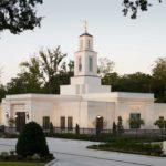 Baton Rouge Louisiana Temple Opens Doors to the Public