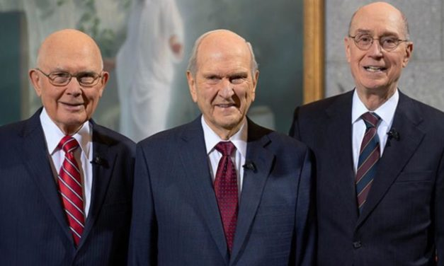 First Presidency Statement on Church Finances