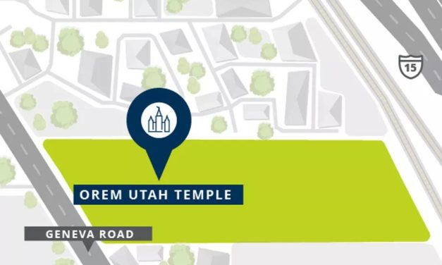 Church announces sites for new Utah and Texas temples. Here's where