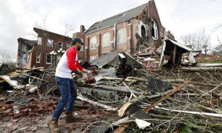Missionaries Reported Safe Following Devastating Tornadoes in Tennessee