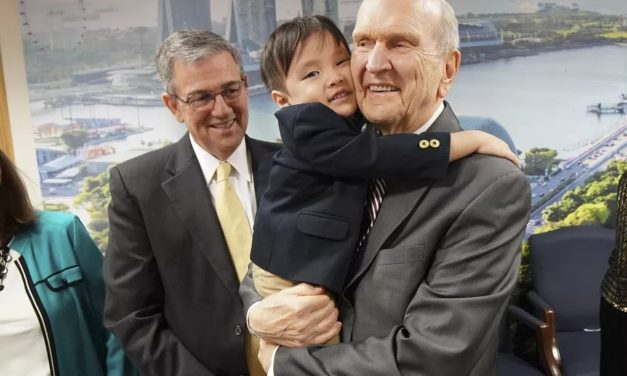 Video: Joy and peace can be found regardless of what is happening, President Nelson teaches