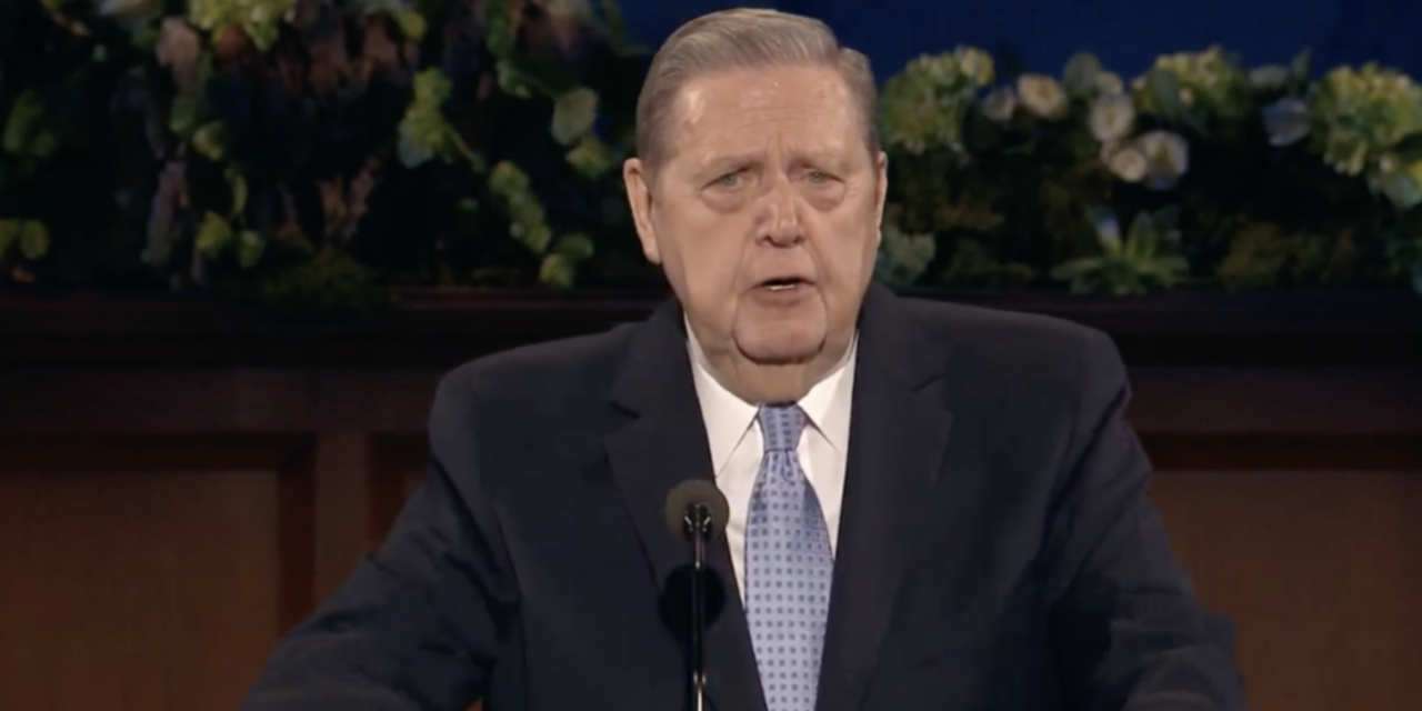 Elder Jeffrey R. Holland: 'A Perfect Brightness of Hope'
