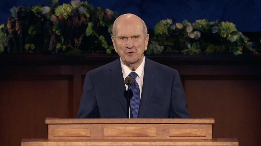 President Nelson calls for a second worldwide fast in response to COVID-19