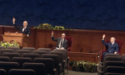 First Presidency announces October 2020 general conference to be broadcast but closed again to public