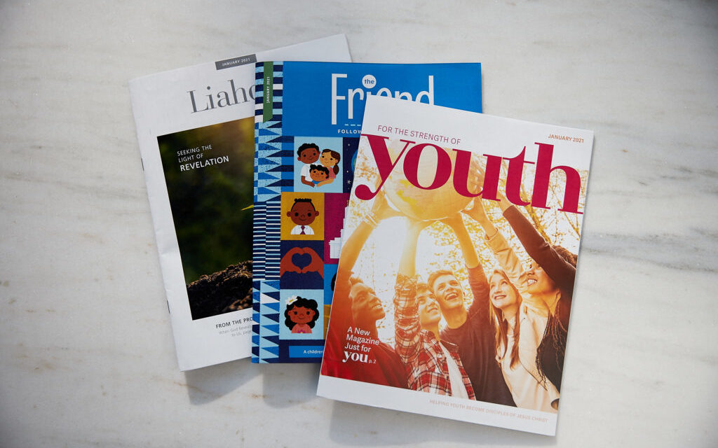 First Presidency announces changes to Church magazines — Ensign title retired, New Era renamed