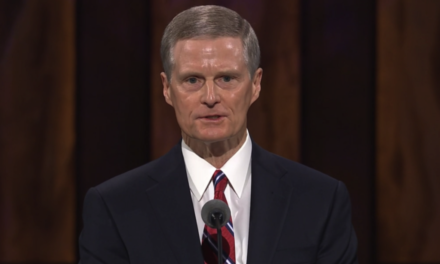 Elder David A. Bednar: 'We Will Prove Them Herewith'