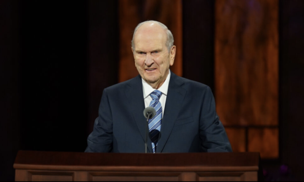 The women of the Church have 'the spiritual power to change the world,' President Nelson says